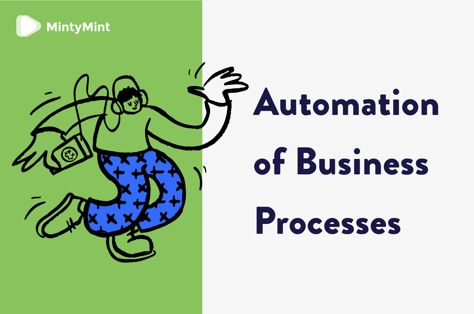 Business process automation cover