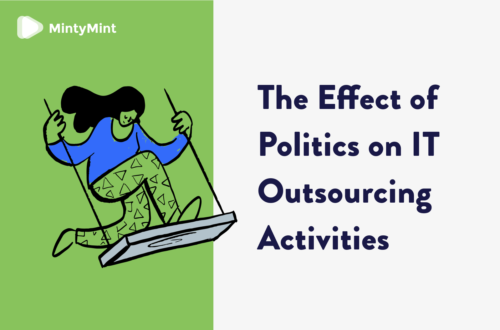 Effect of politics on outsourcing activities cover