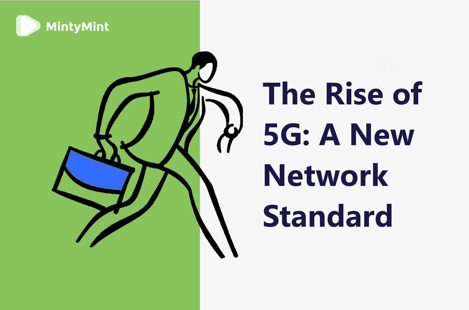 The Rise of 5G: A New Network Standard