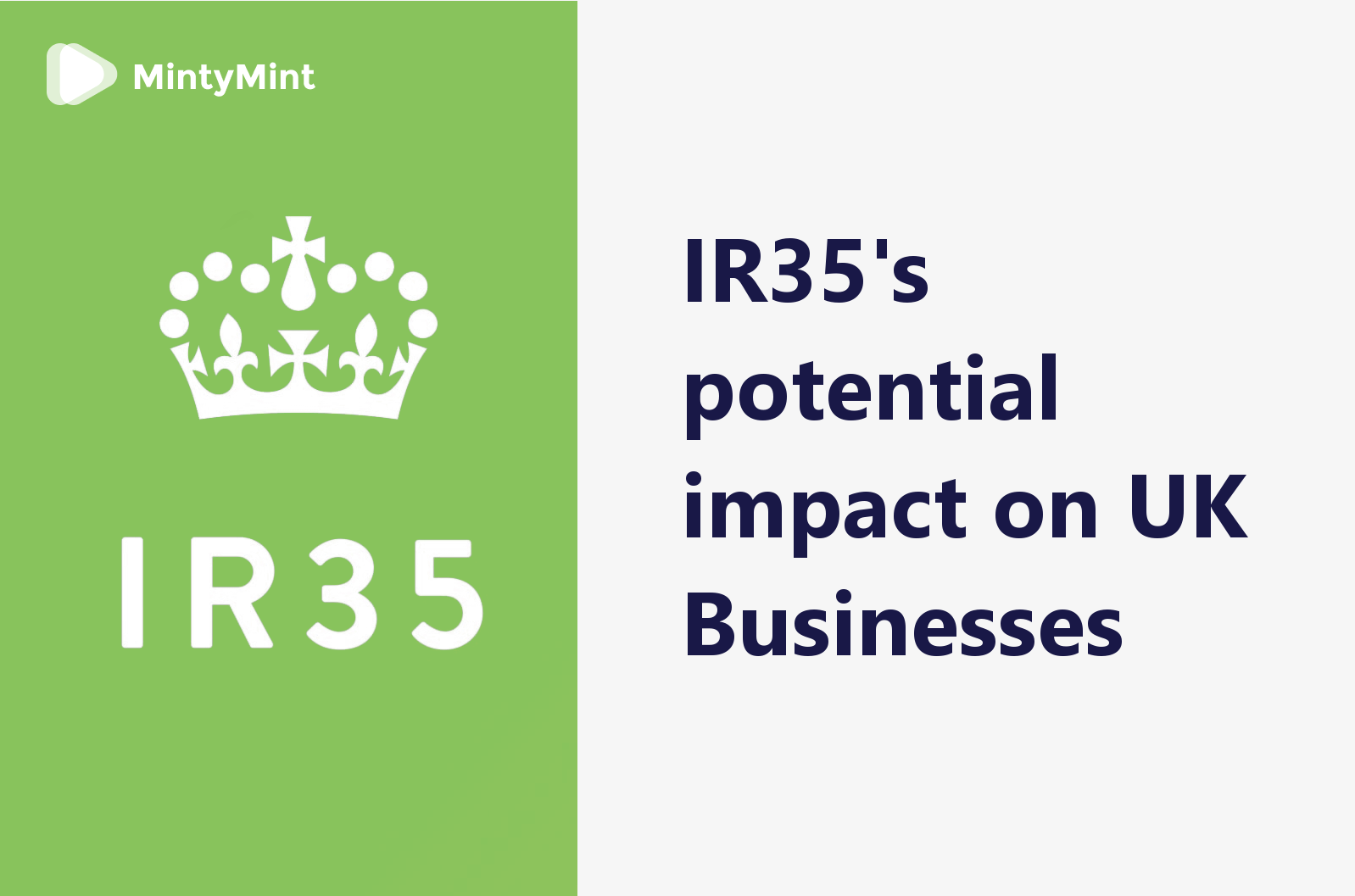 IR35 potential impact on UK Businesses